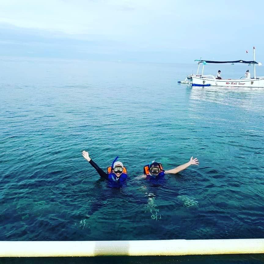Snorkeling di Lovina