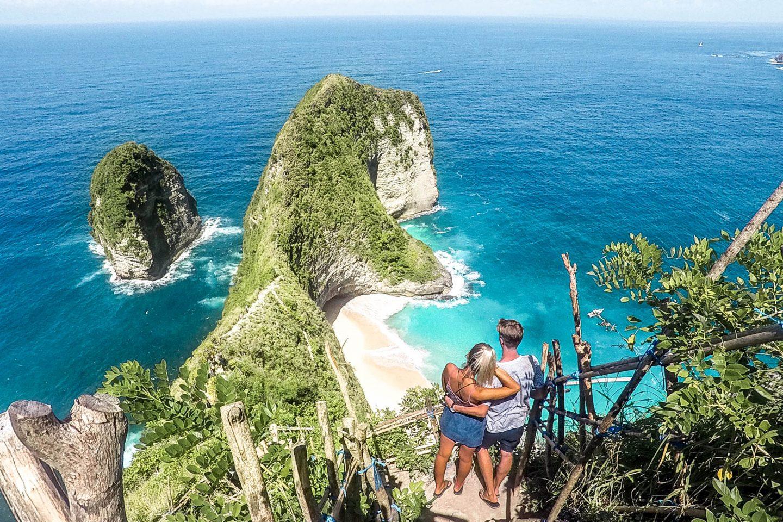Diakui Dunia 7 Lokasi Favorit Bule Di Nusa Penida Bali