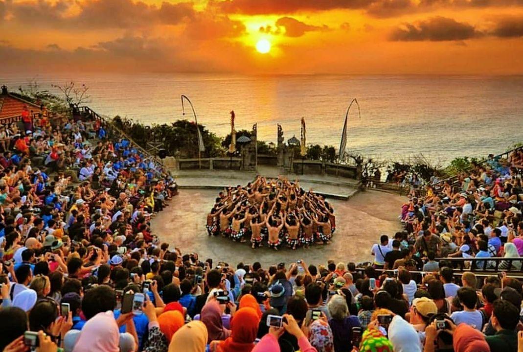 5 Fakta Menarik Di Balik Keindahan Tari Kecak Bali