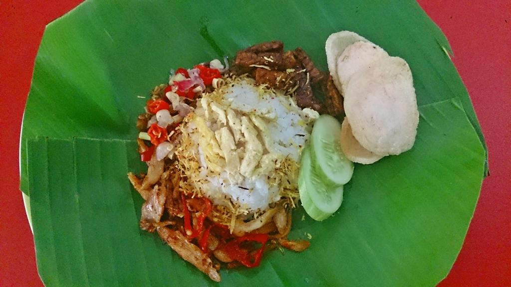 Deretan Spot Kuliner Nasi Jinggo Bali Paling Terkenal