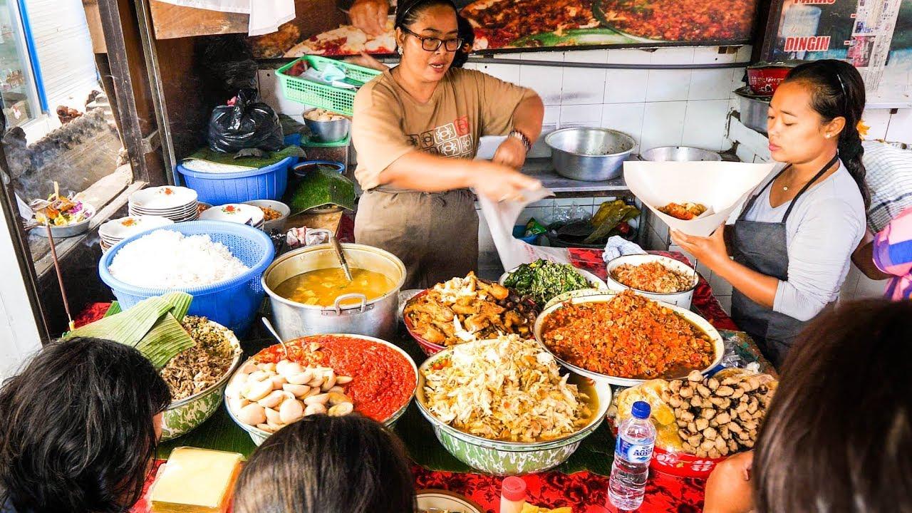 7 Tempat Makan Kaki Lima Super Enak Dan Murah Di Sekitar Bali
